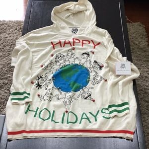 Whoopi Sweaters Goldberg Holiday Sweater Nwt Poshmark